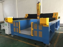 3D styrofoam CNC carving machine is ready for delivery to Russia
