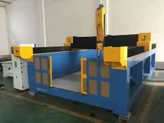 3d styrofoam CNC carving machine delivery to Russia