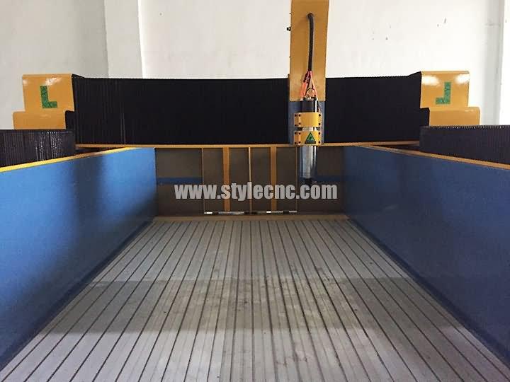 3d styrofoam CNC carving machine