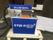 MOPA <i><i>laser</i></i> <i><i>marking</i></i> <i><i>machine</i></i> 30W is ready for delivery to Columbia