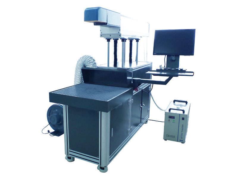 3d Dynamic Co2 Laser Marking Machine For Invitations