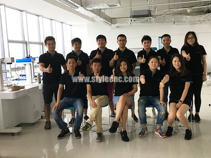 STYLECNC top sales in warehouse