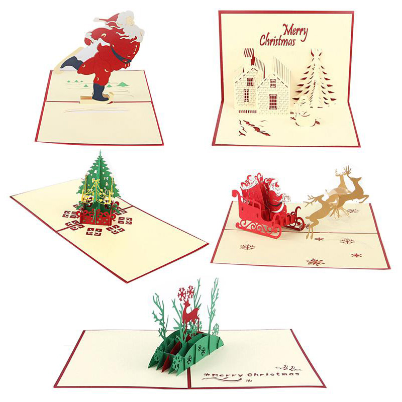 laser cut birthday cards