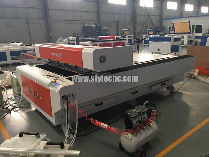 180W laser cutter