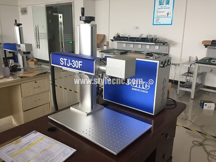 Raycus 30W laser marking machine