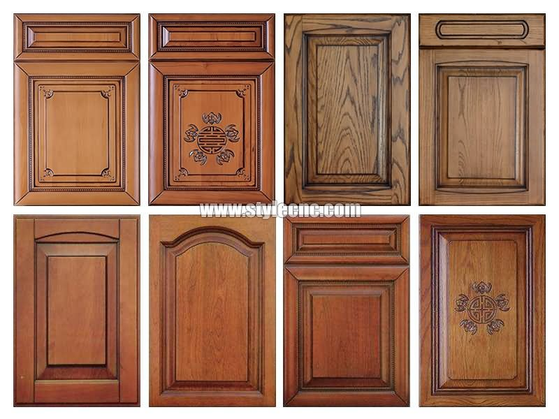 Cabinet door CNC router projects