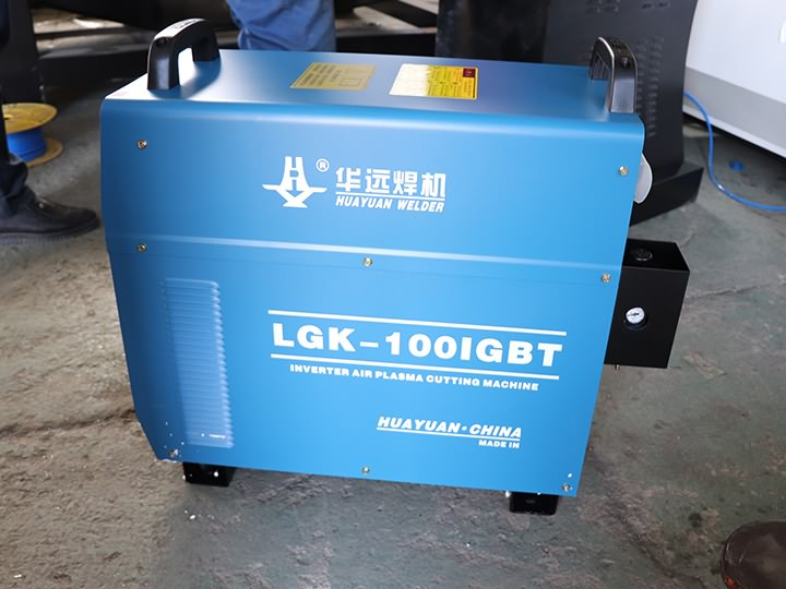 Chinese Huayuan plasma power supply