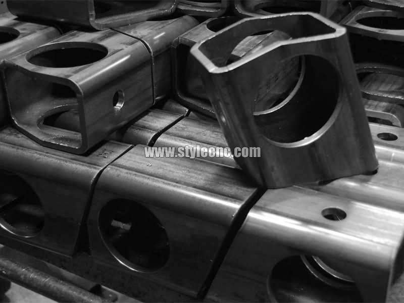 CNC plasma square tube cutting projects