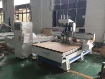 3 heads CNC <i><i>router</i></i> machine delivery to Morocco