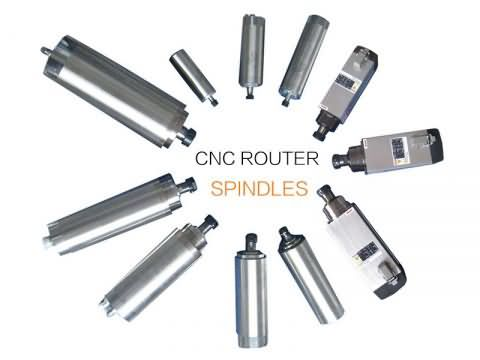 How to maintain the spindle of CNC router machine?