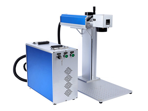 IPG Fiber Laser Marking Machine for gold/sliver ring