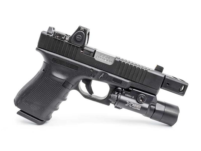 Gun Laser Engraver Project