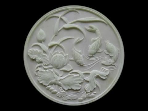 Flat CNC Stone Carving Projects by Stone CNC Router