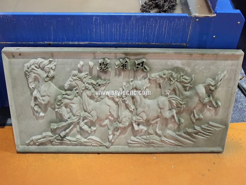 Flat Cnc Stone Carving Projects By Stone Cnc Router Cnc