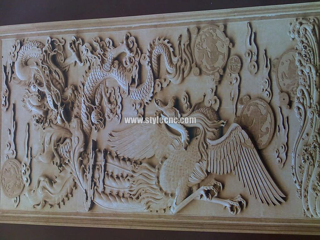 Stone Carving CNC router project