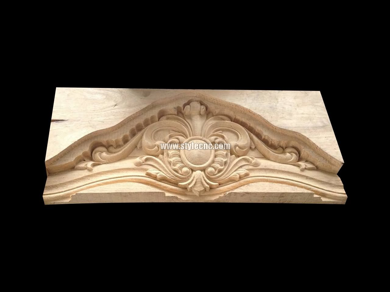 Wood plaque crafts carving project