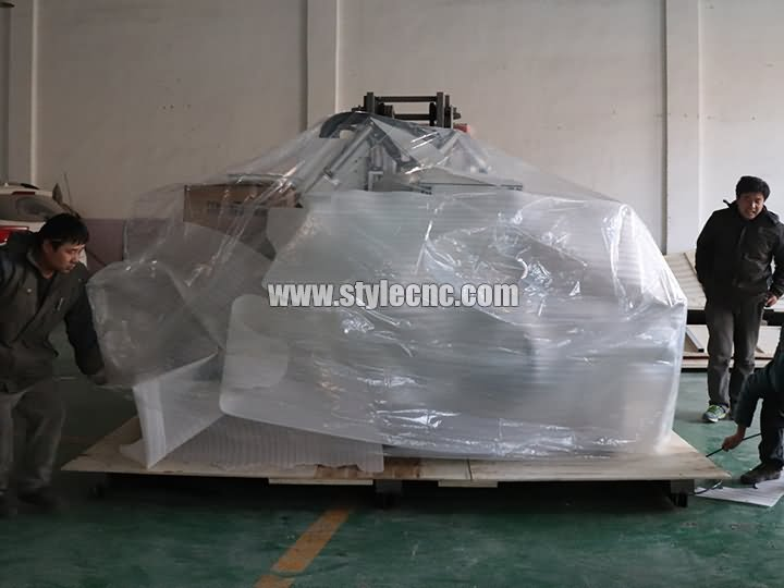 Cypcus cnc router