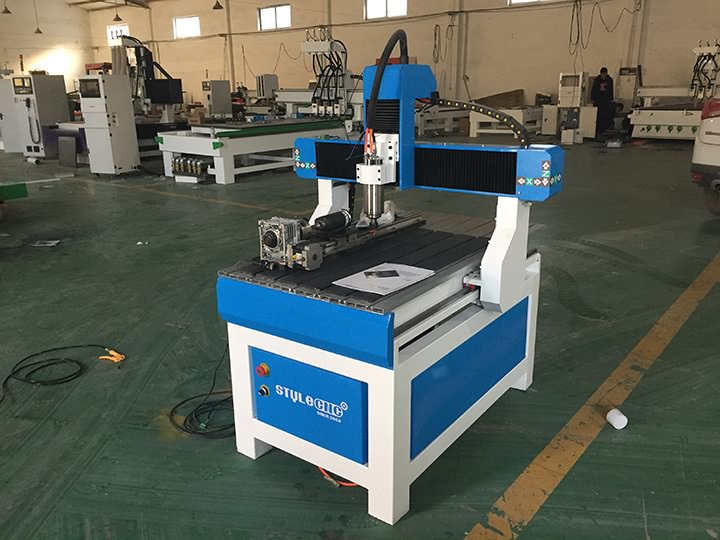 Hobby CNC Router 6090 for Schools in Romania