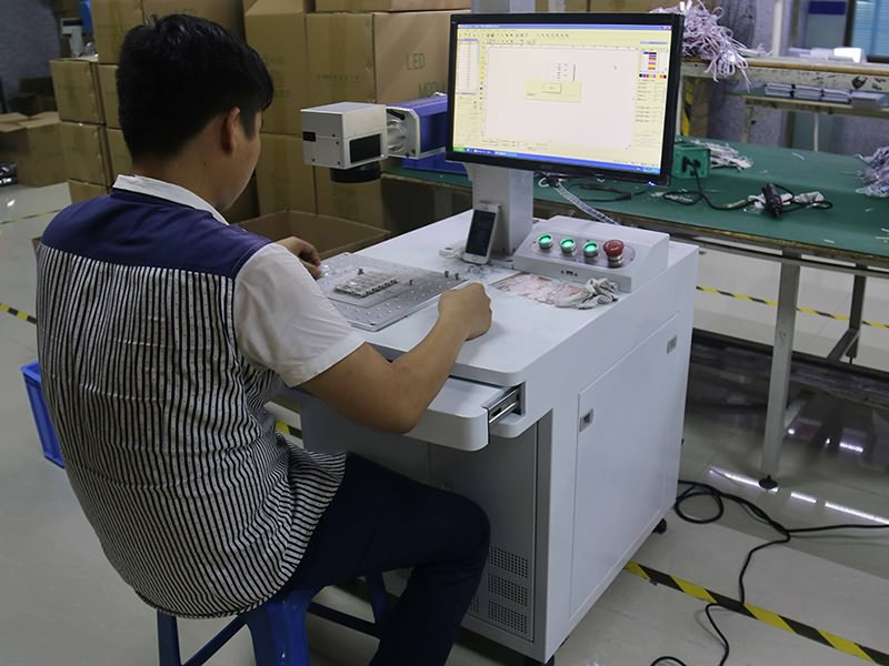 4 factors affecting the speed of laser marking machine