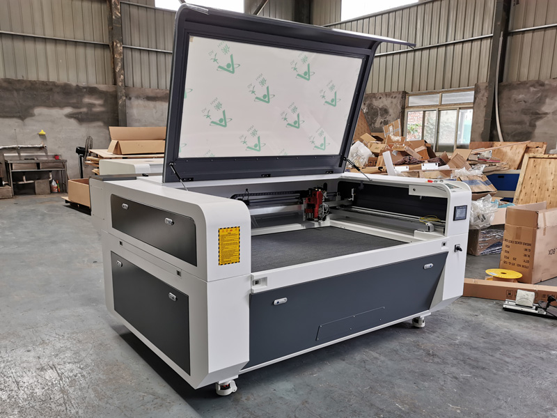 mixed metal and nometal laser cutter