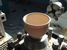 Wooden Vase, Wooden Bowl CNC Turning Lathe