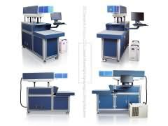 3D Dynamic Focus CO2 Laser Marking/Engraving/Cutting Machine with 200W high power RF laser tube