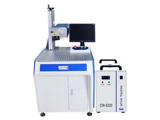 UV Laser Marking System for Plastic, Silicon, Glass and Ceramic