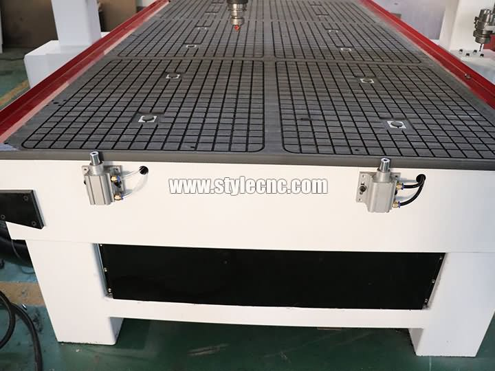 cylinder position of Carousel ATC CNC machining center