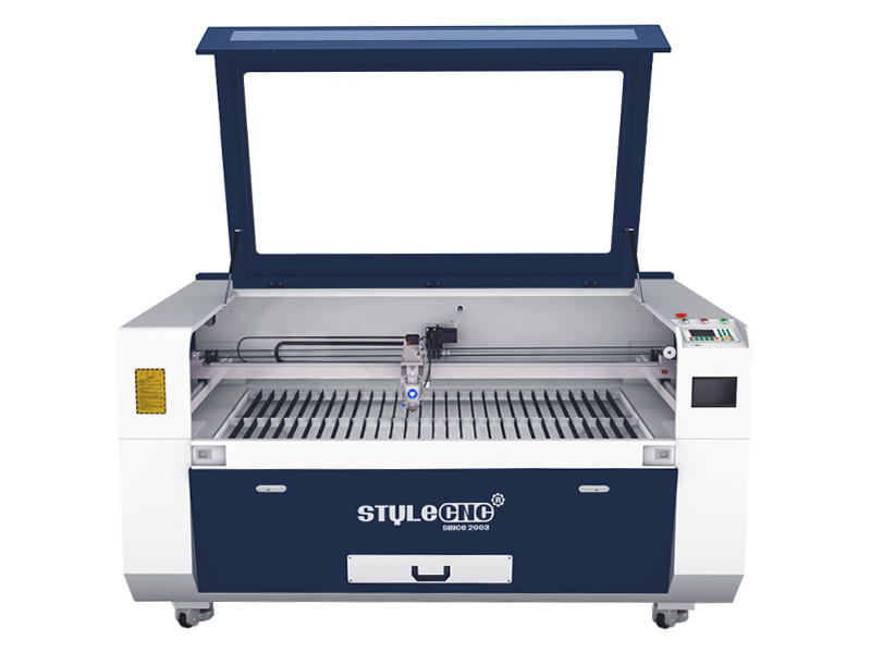 Metal and Nonmetal Laser Cutter with 280W CO2 Laser Tube