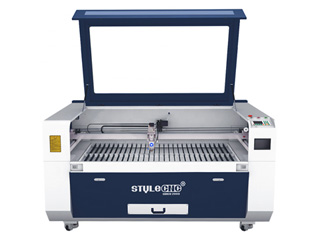 3mm stainless steel CO2 laser cutter 280W
