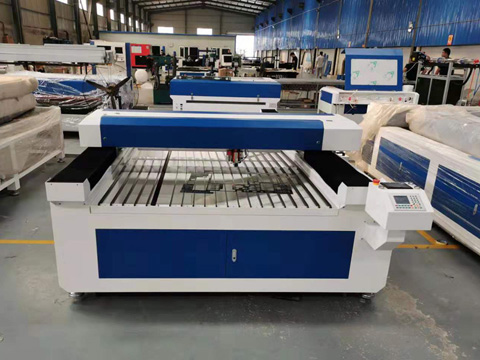 1325 150W mixed laser cutter shipped to Argentina