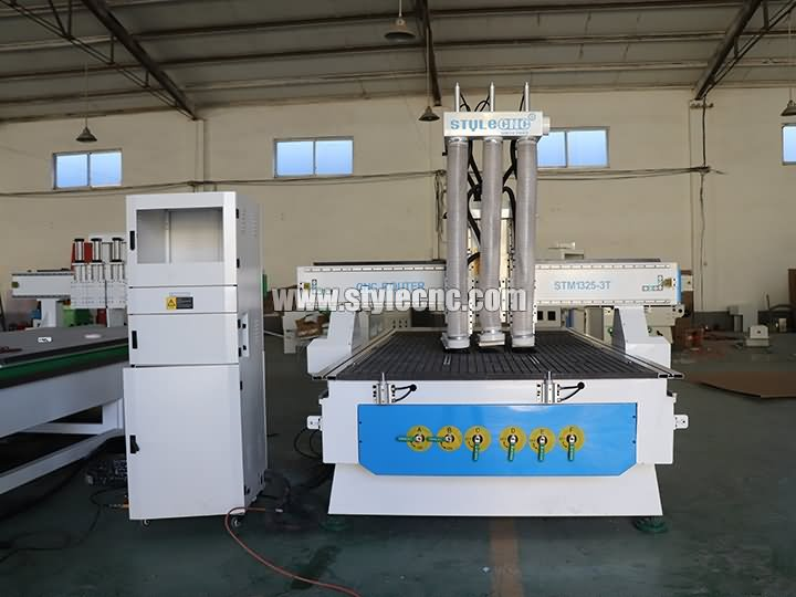 Economic automatic tool changer CNC Router