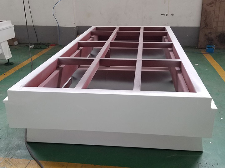cnc router body