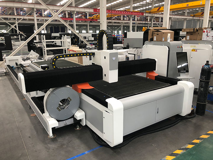 The Fourth Picture of 2020 Best Fiber Laser Metal Cutting Machine for Sale