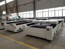 New deisgn <i><i>metal</i></i> and non<i><i>metal</i></i> <i><i>laser</i></i> cutting machine for Bolivia market