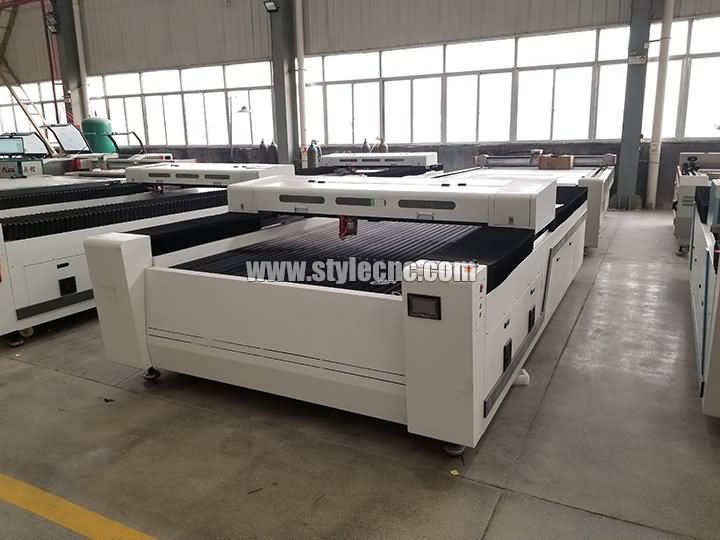 Bolivia metal and nonmetal laser cutting machine