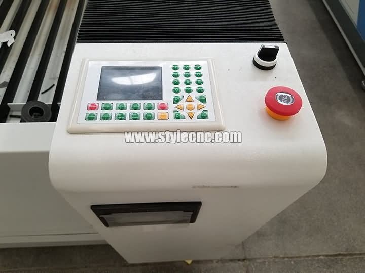 metal and nonmetal laser cutting machine software