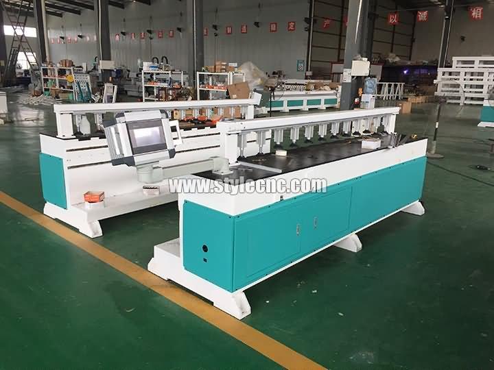 horizontal hole automatic CNC drilling machine