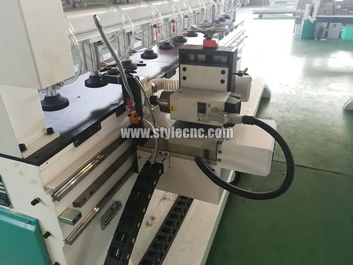 cnc drilling spindle