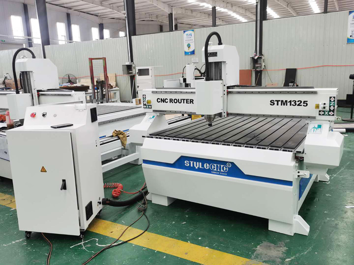 CNC router machine for sign making