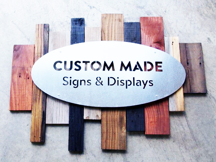 CNC Plasma Cutting Table for Custom Metal Displays Projects