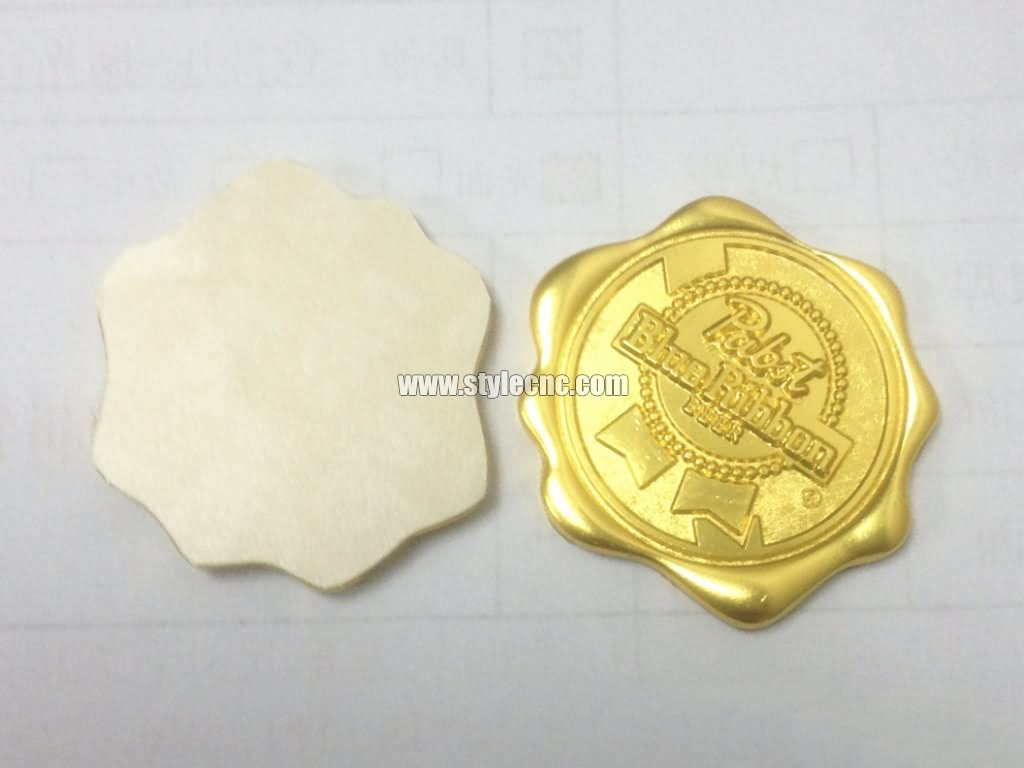 Metal CNC router project for gold engraving and carving