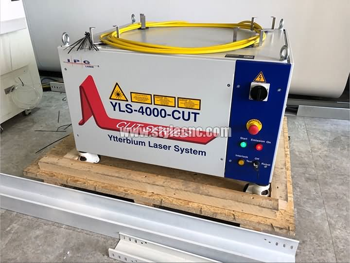 4000w IPG laser source