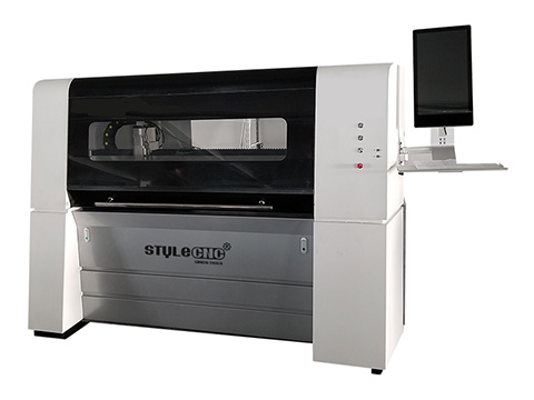 High precision small metal laser cutter for sale 1390