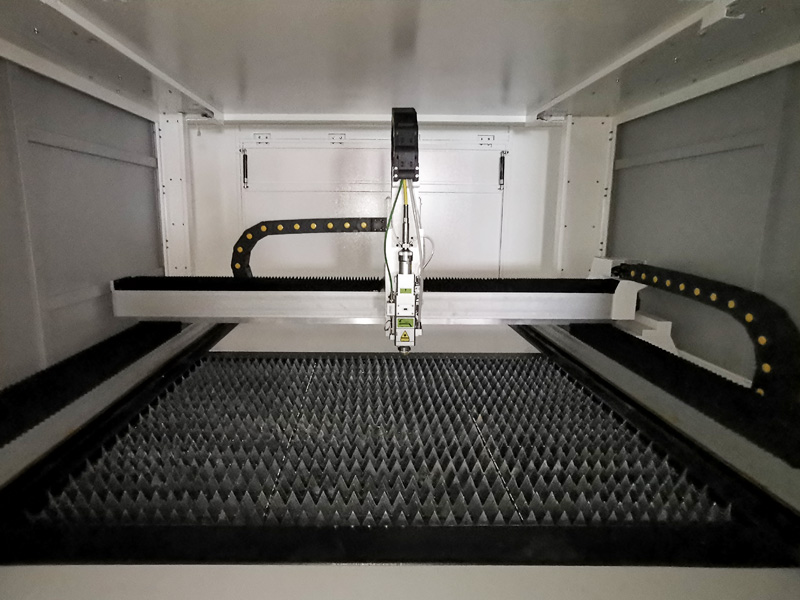 1390 metal laser cutter