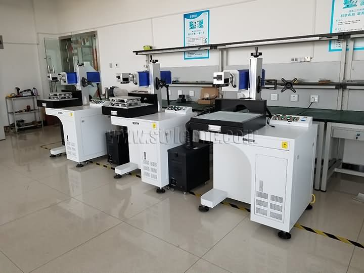 cocnut laser marking machine