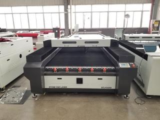 Albania tombstone photos laser engraving machine