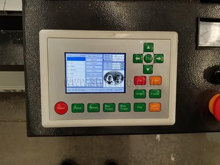 photos laser engraving machine