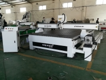Qatar 4th axis CNC router with big table size 2m*4m