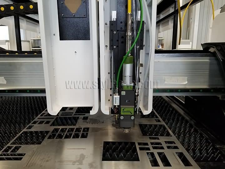 1000 watts fiber laser cutting head